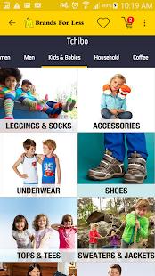 Brands For Less screenshot