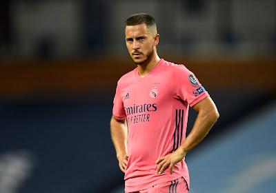 De terugkeer van Eden Hazard is nog niet voor meteen