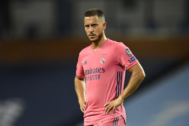 """La presse espagnole dure envers Eden Hazard : """"Il est toujours porté disparu"""""""