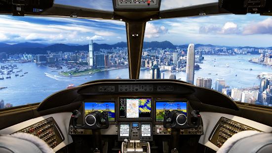 Airplane real flight simulator 2019 pro pilot 3d apps for Simulatore 3d