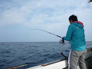 Photo: またまたフィーッシュ!