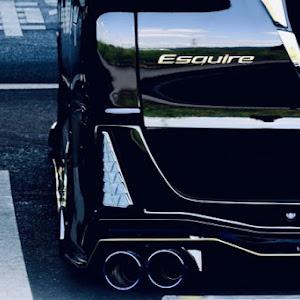"""エスクァイア ZWR80G Premium Package・Black-Tailored""""平成31年式のカスタム事例画像 🦇333ラン坊✨E.C.O.J/Fellowsさんの2020年05月25日11:24の投稿"""