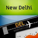 New Delhi Airport (DEL) Info + Flight Tracker icon