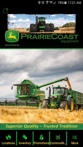 PrairieCoast Equipment Inc.