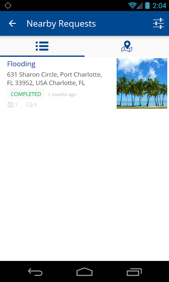 Charlotte County, FL- screenshot