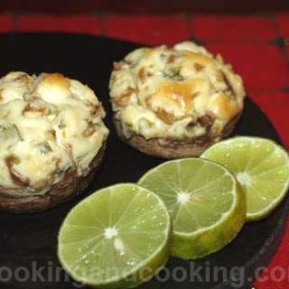 Cream Cheese Stuffed Mushrooms Garlic Recipes