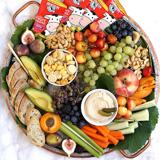 Family Friendly Party Platter.