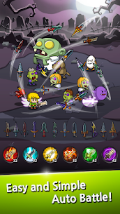 Blade Crafter 2 Mod Apk (Unlimited Golds and Coins) 3