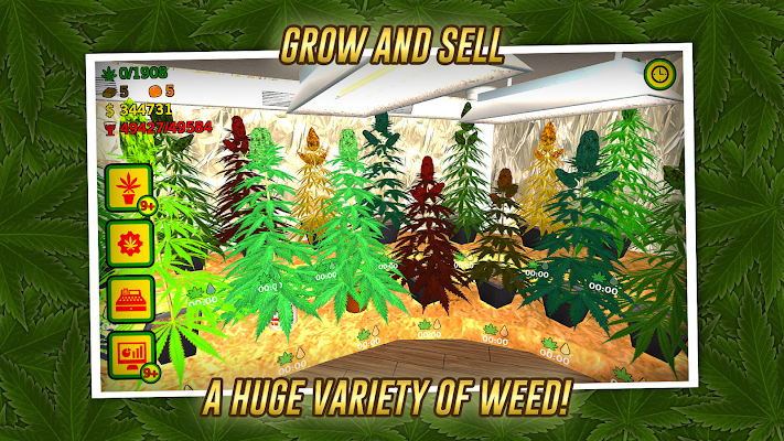 Weed Shop The Game v2.7
