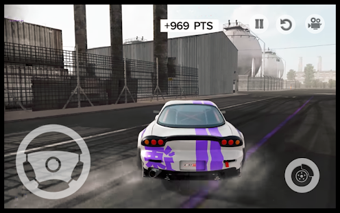 Drift Car: Real Traffic Racer High Speed Driver 3D - náhled