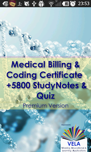 Medical Billing coding 5800Q