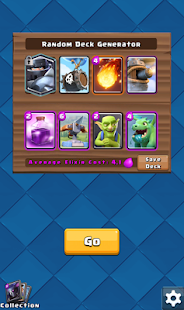 Random Deck for Clash Royale- screenshot thumbnail