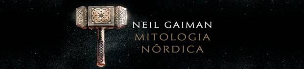 mitologia nórdica neil gaiman resenha intrínseca blog leitora compulsiva
