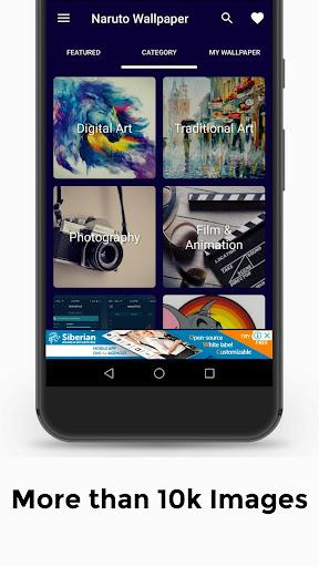 Naruto Wallpapers | deviantart & alphacoders 1.0.8 screenshots 3