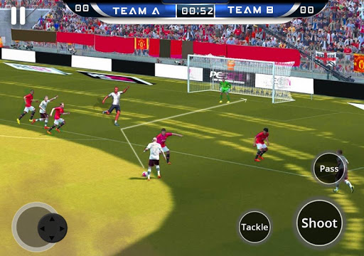 Russia 2018 Pro Football World Cup Soccer Strike 1.0 Screenshots 2