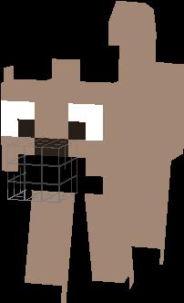 CUTE!!! PUG PUG PUG CUTENESS Now for Minecraft! ;)