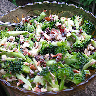 Broccoli Bacon Salad.