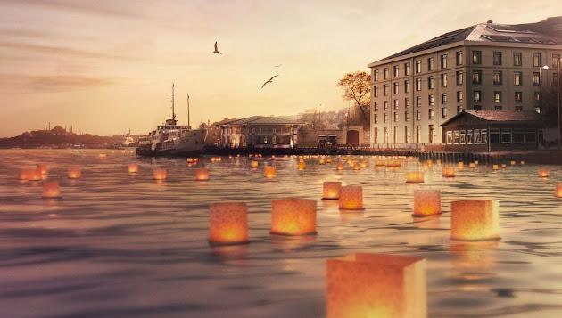 Shangri-La Bosphorus, Istanbul GooglePlus  Marka Hayran Sayfası