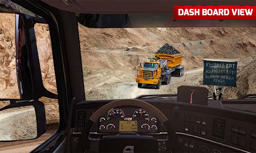 Off-Road Cargo Truck Driver: Climb Hill Simulator - náhled
