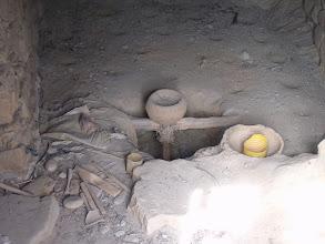 Photo: Pottery tools.