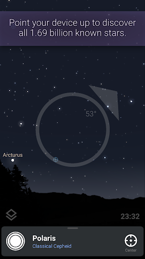 Stellarium screenshot 2