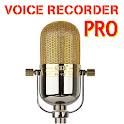 Gravador de Voz Diário Alta Qualidade PRO Recorder icon
