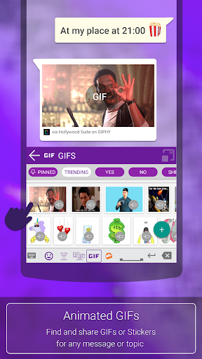 ai.type Free Emoji Keyboard screenshot 16