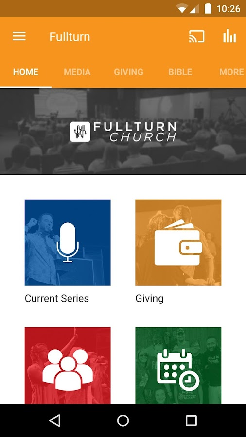 Fullturn Church- screenshot