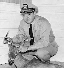 Photo: Captain G.H. Duffy Base CO 1958-59