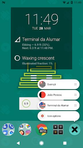 tide tables brazil screenshot 1