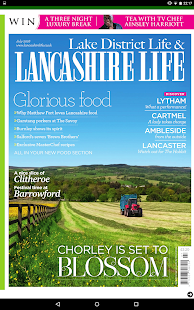 Lancashire Life Magazine- screenshot thumbnail