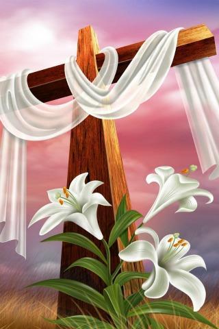 Jesus 3D Live Wallpaper HD Screenshot 2