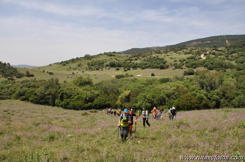 Las Majadillas - La Carrahola - Embalse de Charco Redondo - Majadal de España