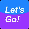 Let's Go! icon