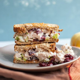 Leftover Turkey Salad Sandwiches Recipe