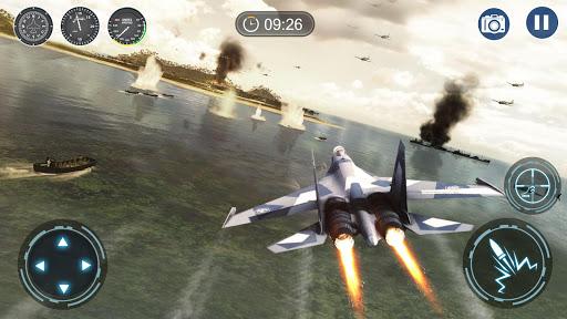 Skyward War - Mobile Thunder Aircraft Battle Games 1.1.4 screenshots 1