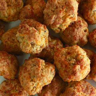 Trisha Yearwood's Sausage Hors d'Oeuvres.
