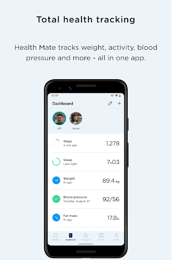 Image of Health Mate - Total Health Tracking 4.6.1 2