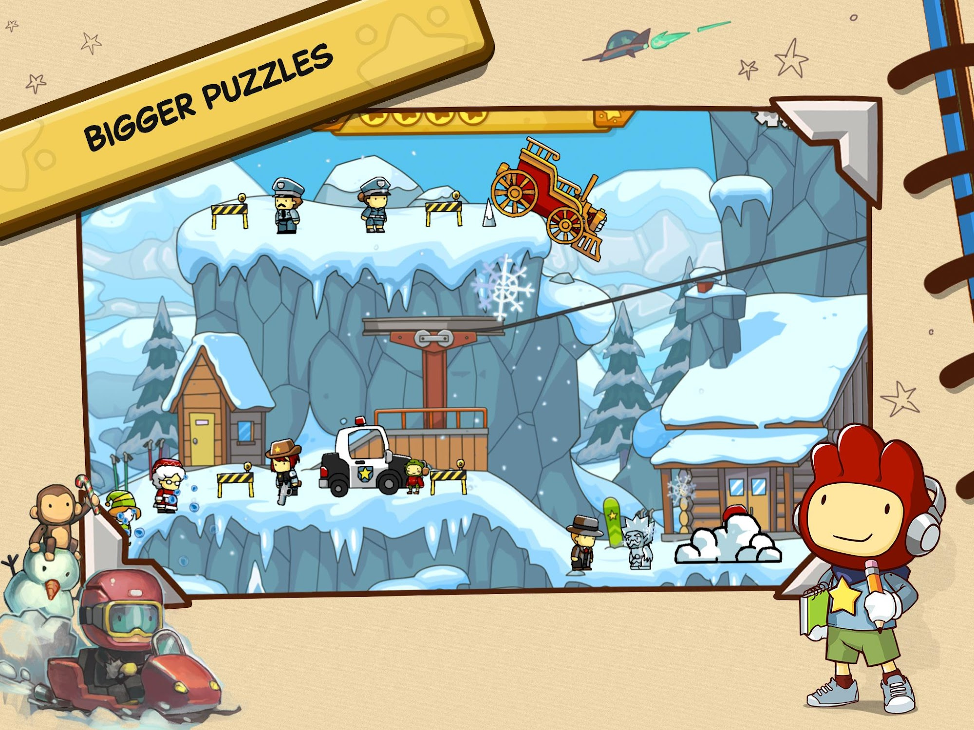 Scribblenauts Unlimited screenshot #11