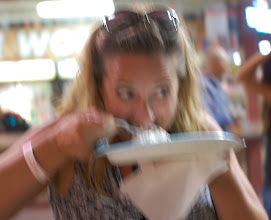 Photo: nutella crepe consumed too fast to be captured on camera