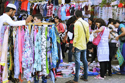 Shopping centers in bandra
