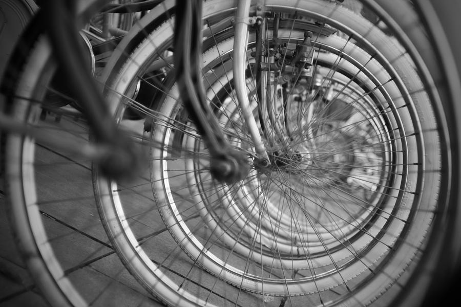 Circles by Iwa  R Firdaus - Transportation Bicycles