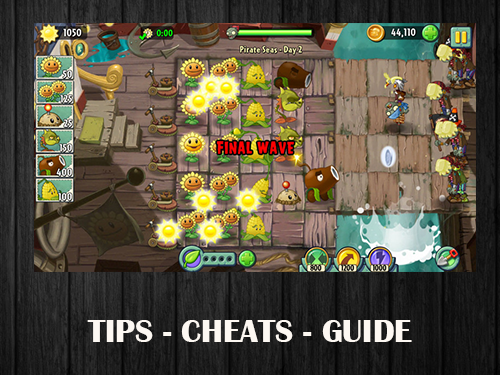 Guide Plants vs Zombie 2- screenshot