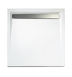Quadrat, 70 mm Rinne