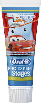 Oral-B Pro-Expert Stages Kids Toothpaste - Fruit Burst, 75ml