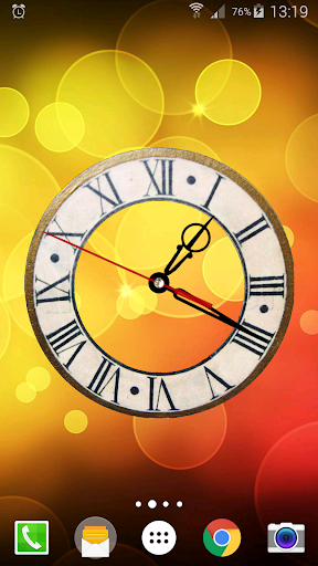 Battery Saving Analog Clocks screenshot 3