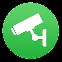 IP веб камеры видео наблюдения icon