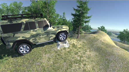 Russian Cars: Offroad 4x4 1.0.4 screenshot 2021634
