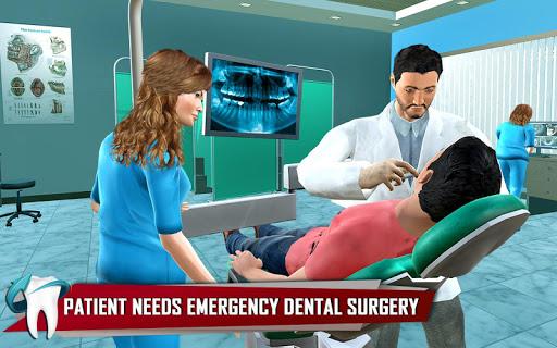 Dentist Surgery ER Emergency Doctor Hospital Games 30 screenshots 9
