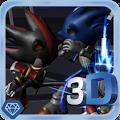 Master Fighter Sonic Robot
